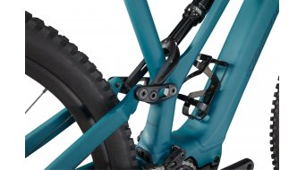 Specialized Turbo Levo SL Comp 29 E-Bike MTB Komplettrad Gr. XS dusty turquoise/black Mod. 2021