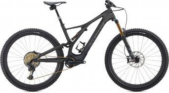 "Specialized S-Works Turbo Levo SL Carbon 29"" MTB E-Bike Komplettrad carbon/black/chrome Mod. 2020"