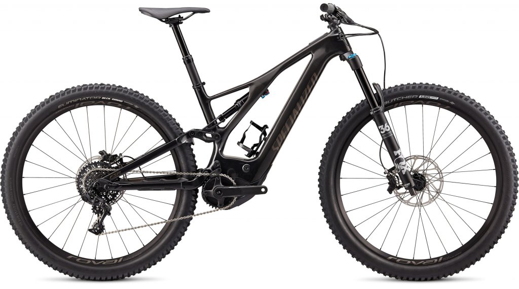 "Specialized Turbo Levo Expert Carbon 29"" MTB E-Bike Komplettrad Gr. S gloss carbon/gun metal Mod. 2020"