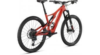 Specialized Turbo Levo SL Expert Carbon 29 E-Bike MTB Komplettrad Gr. M satin redwood/white mountains Mod. 2021
