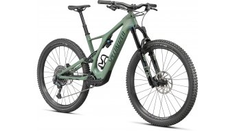 Specialized Turbo Levo SL Expert Carbon 29 E-Bike MTB Komplettrad Gr. S gloss sage green/forest green Mod. 2021