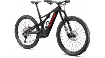 Specialized Turbo Levo Comp 29 E-Bike MTB-bici completa tamaño S negro/flo rojo Mod. 2021
