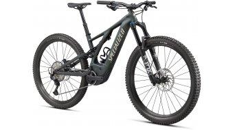 Specialized Turbo Levo Comp 29 E-Bike MTB-bici completa tamaño M oak verde metallic/negro/blanco mountains Mod. 2021