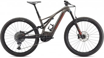 Specialized Turbo Levo Expert Carbon 29 E-Bike MTB(山地)-整车 型号 M gunmetal/redwood/black 款型 2021