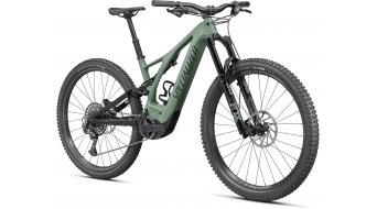 Specialized Turbo Levo Expert Carbon 29 E-Bike MTB-Komplettrad Gr. M sage green/forest green Mod. 2021