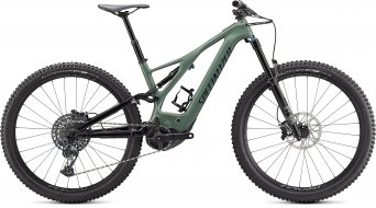 Specialized Turbo Levo Expert carbon 29 e-bike MTB-fiets maat.#*en*#M sage#*en*#groen/forest#*en*#groen model 2021