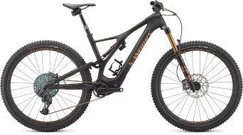 Specialized S-Works Turbo Levo SL 29 E-Bike MTB(山地) 整车 型号 L carbon/bronze foil/gloss carbon 款型 2021
