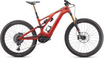 Specialized Turbo Levo Pro 29 / 27.5 E-Bike MTB Komplettrad satin redwood/smoke/black Mod. 2022