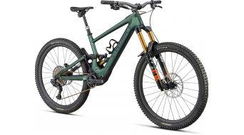 Specialized S-Works Turbo Kenevo SL Carbon 29 E-Bike MTB Komplettrad Gr. S2 gloss oak green metallic/satin black Mod. 2022
