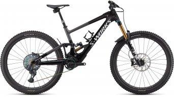 Specialized S-Works Turbo Kenevo SL Carbon 29 E-Bike MTB Komplettrad Gr. S2 gloss carbon/black/satin brushed dream silver/white Mod. 2022