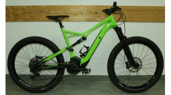Specialized Turbo Levo FSR Comp 6Fattie 650B+ / 27.5+ MTB E-Bike Komplettbike Gr. XL monster green/black Mod. 2017 - TESTBIKE Nr. 4