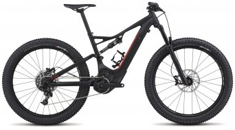 Specialized Turbo Levo FSR 6Fattie 650B+ / 27.5+ MTB E-Bike Komplettbike Gr. XL black/rocket red Mod. 2017