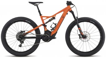 Specialized Turbo Levo FSR Expert 6Fattie 650B+ / 27.5+ MTB E-Bike Komplettbike moto orange/black Mod. 2017