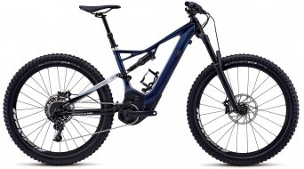 Specialized Levo FSR Comp BMW-Edition 6Fattie 650B+ / 27.5+ MTB E-Bike Komplettrad Gr. L blue Mod. 2018