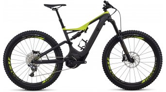 Specialized S-Works Levo FSR Carbon 6Fattie 650B+/27.5+ MTB(山地) E-Bike 整车 型号 M carbon/hyper green 款型 2018
