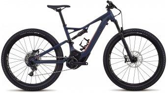 Specialized Levo FSR WMN ST 6Fattie 650B+ / 27.5+ MTB E-Bike Damen Komplettrad cast blue/acid lava Mod. 2018