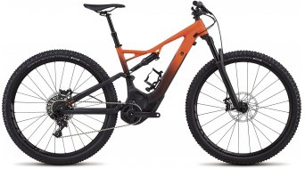 "Specialized Levo FSR ST Comp 29"" VTT E- vélo vélo taille XL moto orange/black Mod. 2018- TEST vélo"