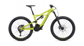 "Specialized Turbo Kenevo FSR Comp 6Fattie 650B+/27.5""+ MTB e-bike fiets maat S hyper green/black model 2019"