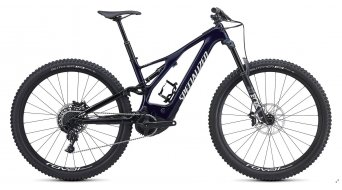 "Specialized Levo FSR Comp Carbon 29"" MTB E-Bike Komplettrad Gr. S blue tint carbon/white Mod. 2019"