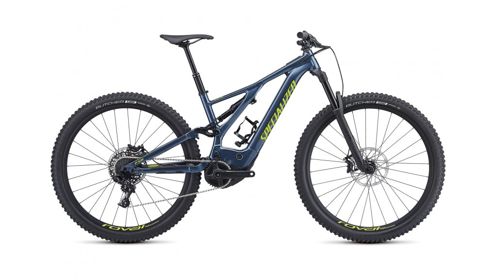 "Specialized Levo FSR Comp 29"" MTB(山地) E-Bike 整车 型号 S cast battleship/hyper green 款型 2019"