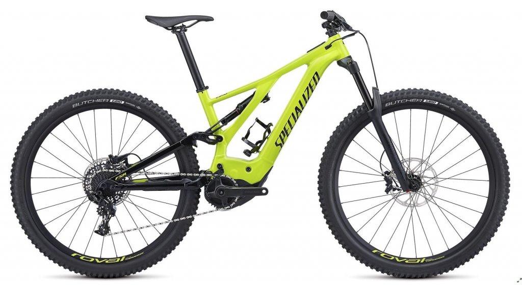 "Specialized Levo FSR 29"" MTB E-Bike Komplettrad Gr. XL hyper green/black Mod. 2019"