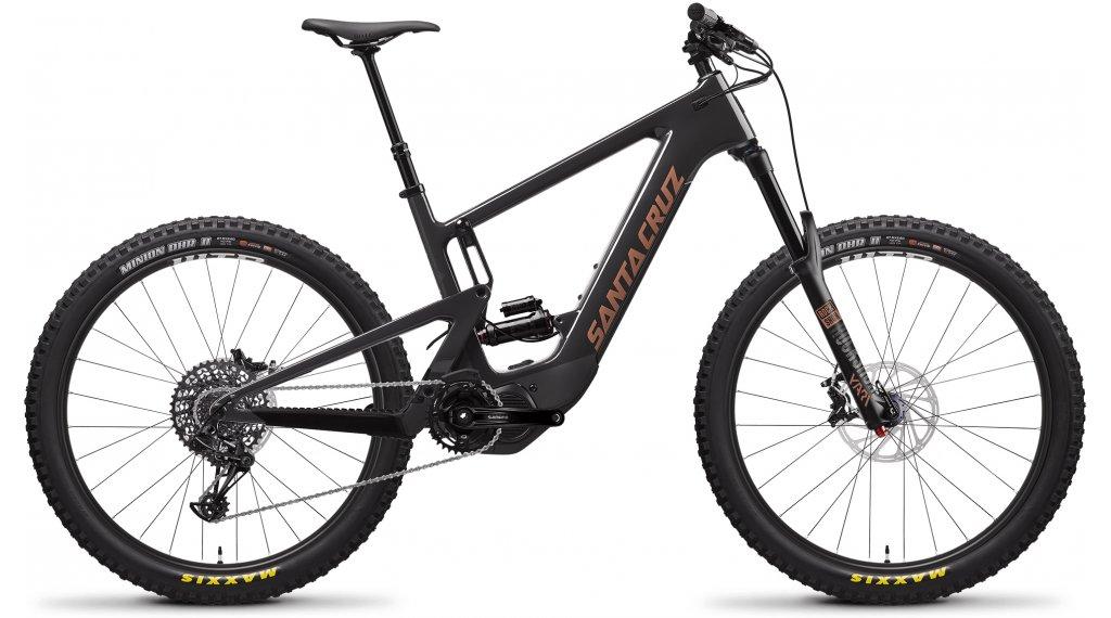 """Santa Cruz Heckler CC 27.5"""" E-Bike MTB(山地) 整车 R-Kit 型号 L black 款型 2020"""