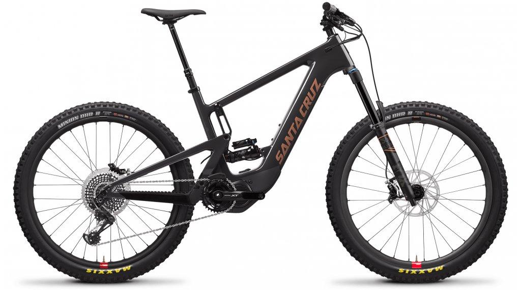 "Santa Cruz Heckler CC 27.5"" E-Bike MTB Komplettrad X01-Kit / Reserve-Laufräder Gr. S black Mod. 2020"