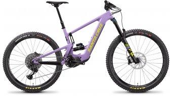 Santa Cruz Bullit 3 CC 29/27.5 elektrokolo horské kolo S-sada velikost L gloss lavender model 2021