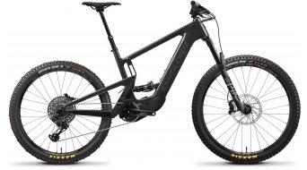 Santa Cruz Heckler 8 CC MX 29/27.5 E-Bike MTB Komplettrad S-Kit Gr. M gloss carbon Mod. 2021