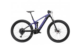 "Trek Rail 5 29"" E-Bike MTB Komplettrad Gr. XL purple flip/trek black Mod. 2021"