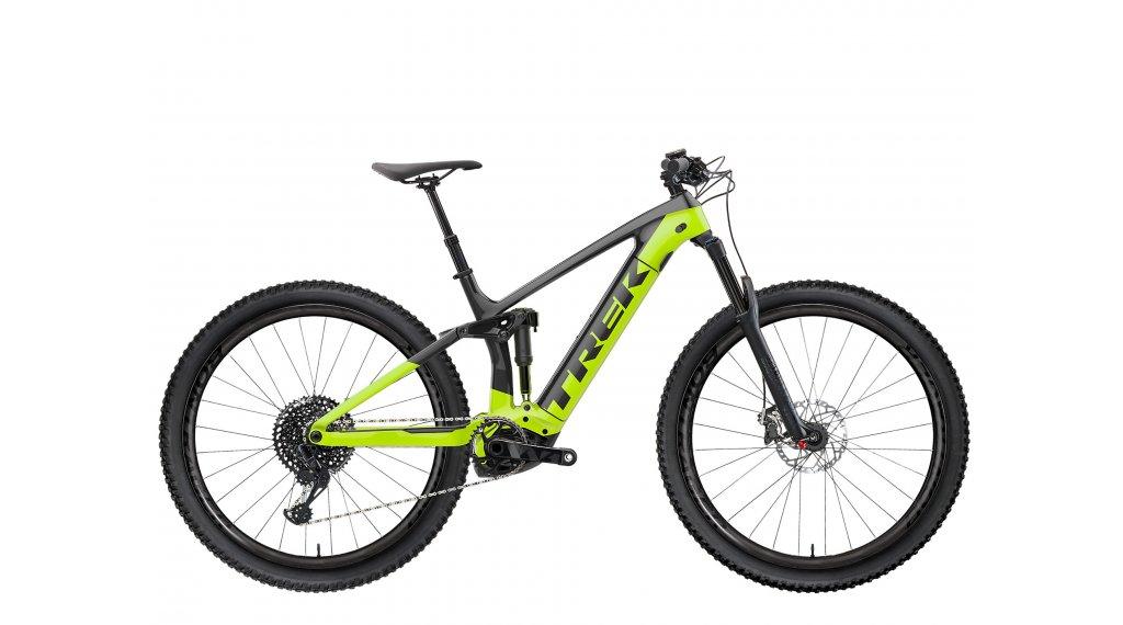 "Trek Rail 9.7 NX 29"" E-Bike MTB(山地) 整车 型号 M raw carbon/volt 款型 2021"
