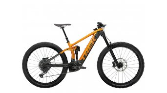 "Trek Rail 9 GX 29"" MTB E-Bike factory orange/lithium grey 2021"