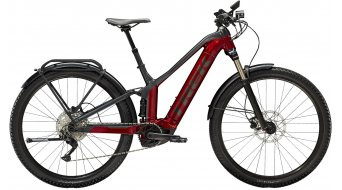 "Trek Powerfly FS 4 Equipped 27.5"" E-Bike MTB Komplettrad Gr._S_crimson/lithium_grey Mod._2022"