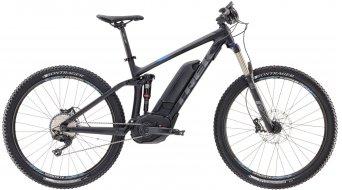 Trek Powerfly 7 FS+ 650B / 27.5 MTB E-Bike Komplettrad matte trek black/waterloo blue Mod. 2017