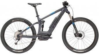 "Trek Powerfly FS 5 650B/27.5"" MTB e-bike maat 44.5cm (17.5"") mat solid charcoal/Trek black model 2018"