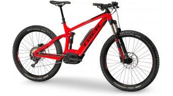 "Trek Powerfly за 7 650B+/27.5""+ Планински електрически велосипед,44.5cm (17.5"") viper червено/Trek черно модел 2018"