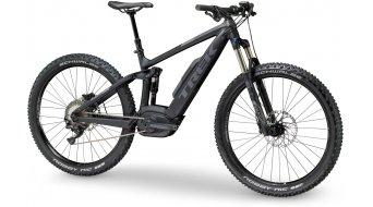 "Trek Powerfly за 7 650B+/27.5""+ Планински електрически велосипед,44.5cm (17.5"") матово Trek черно/solid charcoal модел 2018"