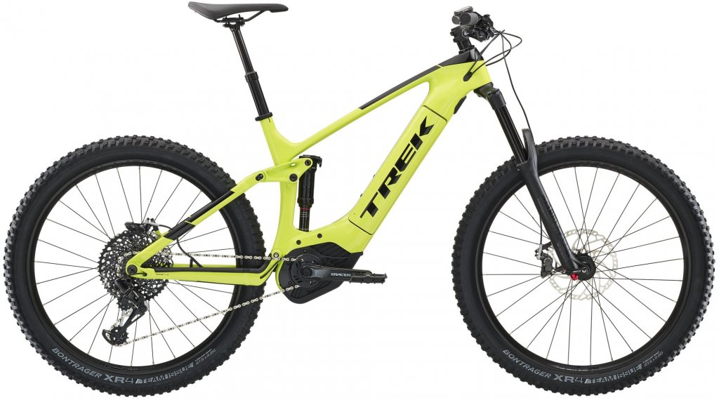 "Trek Powerfly LT 9.7 Plus 27,5"" VTT E- vélo vélo taille 17.5"" volt/Trek black Mod. 2019"