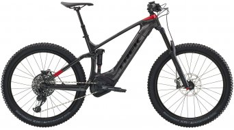 "Trek Powerfly LT 9.7 Plus 27,5"" VTT E- vélo vélo taille 18.5"" dnister black/rage red Mod. 2019"