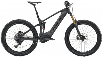 "Trek Powerfly LT 9.9 Plus 27,5"" MTB E-Bike bici completa matte Onyx/gloss black mod. 2019"