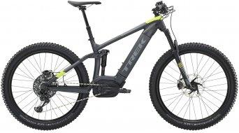 "Trek Powerfly FS 9 Plus 27,5"" MTB(山地) E-Bike 整车 型号18.5"" matte solid charcoal 款型 2019"
