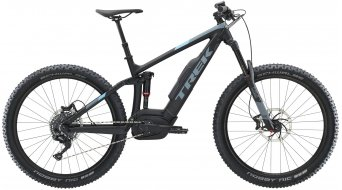"Trek Powerfly LT 4 Plus 27,5"" VTT E- vélo vélo taille mat Trek black Mod. 2019"