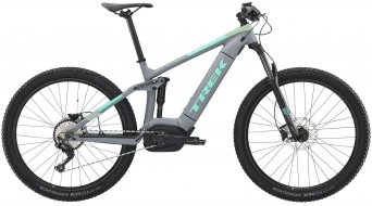 "Trek Powerfly FS 5 Womens 27,5"" MTB E-Bike Komplettrad Damen-Rad matte slate Mod. 2019"