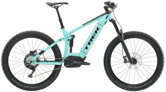 "Trek Powerfly FS 7 Womens 27,5"" MTB E-Bike Komplettrad Damen-Rad green Mod. 2019"
