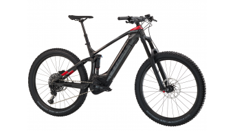 "Trek Powerfly LT 9.7 Plus 27,5"" MTB E-Bike bici completa mis.19.5"" dnister black/rage red mod. 2019- TESTBIKE Nr. 39"