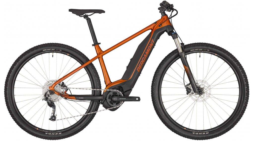 """Bergamont E-Revox 4 29"""" E-Bike MTB Komplettrad Gr. S dirty orange/black (matt/shiny) Mod. 2020"""