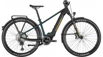 Bergamont E-Revox Elite EQ 29 E-Bike MTB Komplettrad dark petrol/black/gold Mod. 2021