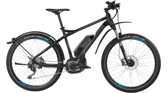 Bergamont E-Line Roxtar C 7.0 400 EQ 27.5 E- bike MTB bike mens version size 47cm black/grey/blue 2016