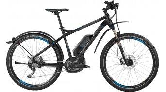 Bergamont E-Line Roxtar C 7.0 400 EQ 27.5 E-Bike MTB Komplettbike Herren-Rad Gr. 47cm black/grey/blue Mod. 2016