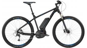 Bergamont E-Revox 6.0 29 MTB e-bike maat L black/blue (mat) model 2017